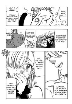 Nanatsu no Taizai 188 Comments - Read Nanatsu no Taizai 188 Manga Scans. Free and No Registration required for Nanatsu no Taizai 188 Anime Seven Deadly Sins, Elizabeth Seven Deadly Sins, 7 Deadly Sins, Sir Meliodas, Meliodas And Elizabeth, Elizabeth Liones, Evil Knight, Manhwa, Seven Deady Sins