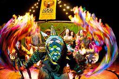 Entre os dias 18 e 27, a Rosa dos Ventos Artes do Imaginário apresenta o III Festival Brasileiro de Teatro de Terreiro, com entrada Catraca Livre.