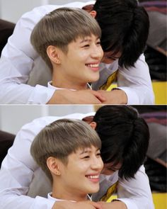 shinee taemin and exo kai taekai