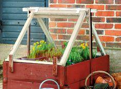 Rakenna itse helppo kasvihuone | Avotakka