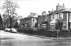 Acacia Grove Dulwich 1985
