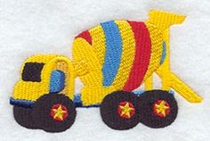 Machine Embroidery Designs at Embroidery Library! - Color Change - Q1116