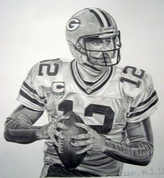 aaron rodgers by Rockwell2487.deviantart.com on @DeviantArt