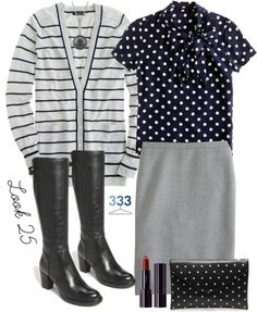 """""""Project 333/Phase 6/Winter 2012- Look 25"""" by jcrewchick ❤ liked on Polyvore"""