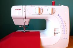 learning to sew tutorial