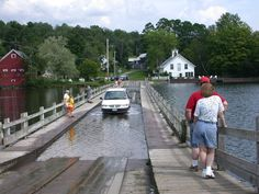 Ariel's Restaurant... Farm house dining... 4 star chefs....Floating bridge in Brookfield VT- Brookfield is home to Ariel's Restaurant!  Wonderful farm to table dining!
