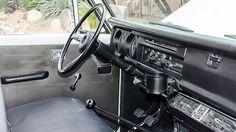 1972 Toyota FJ55 Land Cruiser