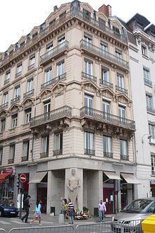 Mémorial du Veilleur de Pierre. Place Bellecour — Wikipédia