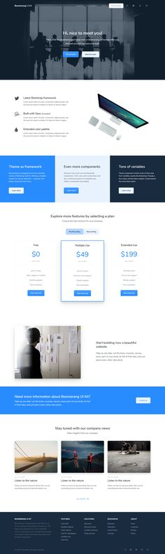 Boomerang ui kit about 1 attachment