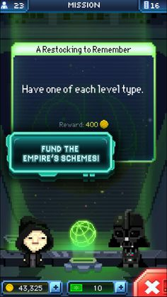 Star Wars: Tiny Death Star Review and Discussion | Touch Arcade