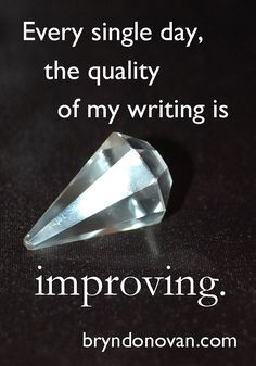12 Positive Affirmations for Writers #quotes #creativity #writing