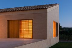 St Tropez Houses, Provence, France by John Pawson.