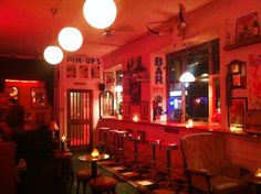The Love Shake, Shoreditch London