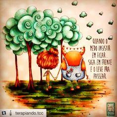 Todo dia tem post novo no meu perfil no instagram Psicóloga Adna Rabelo! Passa lá!