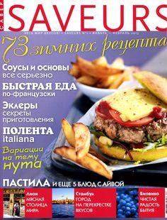 Saveurs №1 2013