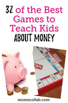 These hands on, interactive money games for kids will teach your children practical money skills, math and counting skills and how to understand value. Money Games For Kids, Online Games For Kids, Educational Activities For Kids, Educational Crafts, Learning Money, Learning Games, Physical Education Games, Health Education, Financial Literacy
