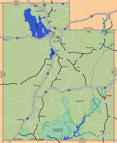 13 best Utah images on Pinterest   Utah map, Cards and Escalante utah