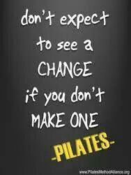 Change! Try another way.