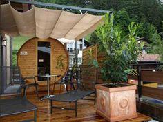outdoor sauna 5