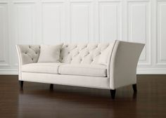 Gorgeous Shelton sofa by Ethan Allen. Versatile & perfect for modern living home decor. $2,479.00