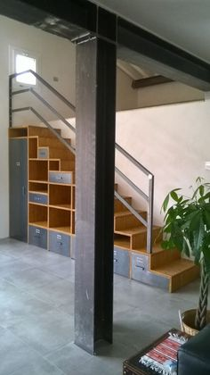donna tuttogratis it scale interne idee per la casa scala con cassetti ...