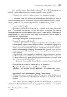 Página 223  Pressione a tecla A para ler o texto da página