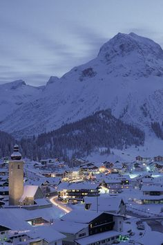 Travel Bucket List: 10 Trips That Are Insanely Romantic #refinery29 http://www.refinery29.com/romantic-getaways#slide6 If You'll Only Ski On Fresh Powder: Lech Zürs am Arlberg, Austria Unlike most other ski resorts, European or stateside, the charming village of Lech offers a secluded, old-world experience. Located in western Austria in a valley bordered by the Flexen Pass, this Alpine resort is favored by royals and celebrities for its exclusivity and natural beauty. Because it's not easy…