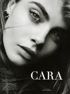 Cara Delevingne | Inspiration for Editorial Fashion Photographer Drew Denny
