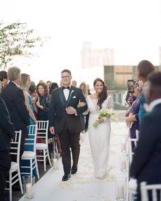 One Couple's Elegant Wedding in Baltimore, Maryland Luxe Wedding, Our Wedding Day, Wedding Groom, Wedding Trends, Elegant Wedding, Wedding Ceremony, Wedding Photography Inspiration, Wedding Inspiration, White Wedding Bouquets