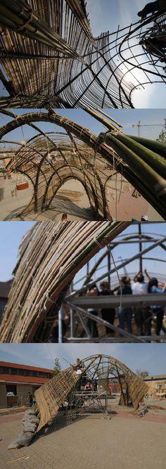 CanyaViva en Green Utopia 2015 Milano - EXPO 2015