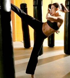 Kickboxing Your Way to Fitness