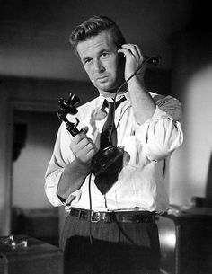 """Sterling Hayden(26 March 1916 - 23 May 1986)""""If I had the dough, I'd buy up the negative of every film I ever made…….and start one Hell of a fire"""".......Uploaded By  www.1stand2ndtimearound.etsy.com"""