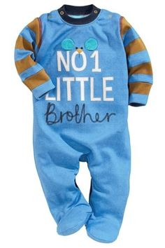 Little Brother Sleepsuit