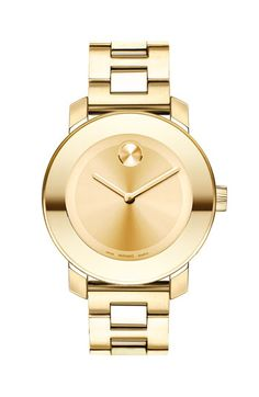 Movado Bold Round Watch via Nordstrom - $595