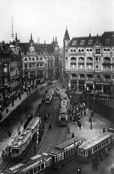 Berlin 1920 Spittelmarkt