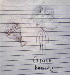 Thanks Martha LOL #angel #inhereyes #love #thanks #bouquet #flowers #art #artph by gra.xiii