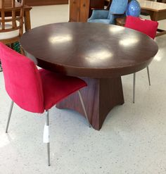 Modern dining for two #Depew www.goodwillwny.org