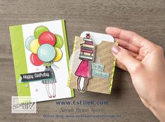 Stampin' Up! 2018-2019 annual catalogue, order products to makes these projects from 1 June 2018.