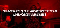 Beyoncé Six Inch Lemonade Lyrics