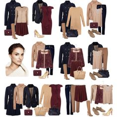 Составляем капсульный гардероб: пример капсульного гардероба - фото