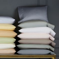 'Celeste'  Italian-woven Egyptian cotton by French Quarter Exquisite Linens