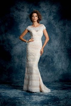 Alfred Angelo Sapphire Wedding Dresses - Style 894