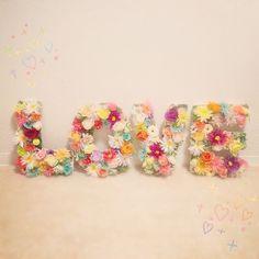 いいね!78件、コメント9件 ― A K A R I ♡さん(@akari_nail.b)のInstagramアカウント: 「せかせかと、作ってみました♡ 全て#100均 !おかわ♡ #ハンドメイド #LOVEオブジェ #ウェルカムスペース #ウェルカムグッズ #wedding #ブライダル #結婚式準備…」