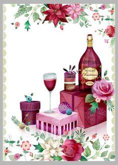 Victoria Nelson - Christmas Wine Copy