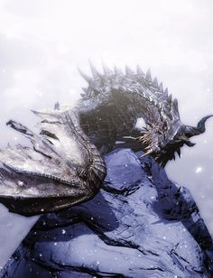"SKYRIM ↳ ""What is better - to be born good or to overcome your evil nature through great effort?"" - Paarthurnax """