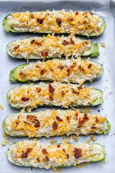 Chicken Popper Zucchini Boats for Delicious Clean Eats! – Chicken Popper Zucchi… Chicken Popper Zucchini Boats for Delicious Clean Eats! – Chicken Popper Zucchini Boats for Delicious Clean Eats! Clean Eating Chicken, Clean Eating Diet, Clean Eating Recipes, Cooking Recipes, Healthy Recipes, Clean Chicken Recipes, Zucchini Boat Recipes, Vegetable Recipes, Stuffed Zucchini Recipes