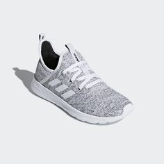 Shop Women's adidas Gray White size Athletic Shoes at a discounted price at Poshmark. Adidas Cloudfoam Pure Shoes Size: Brand new in box! Women's Shoes, Hot Shoes, Blue Shoes, Fall Shoes, Shoes Sneakers, Sneakers Style, Spring Shoes, Shoes Style, Dress Shoes