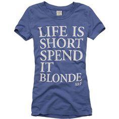 abercrombie girls shirts | wholesale abercrombie girls t-shirts - Abercrombie & Fitch - Polyvore