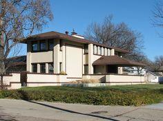 Sutton House + Frank Lloyd Wright + Residential