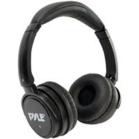 Noise Cancelling Pyle headphone.